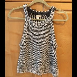 Silence + Noise Urban Outfitters sweater tank top